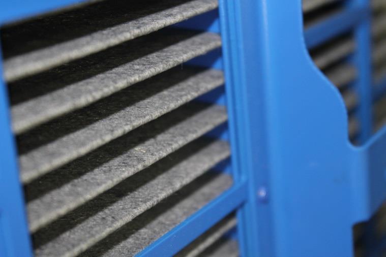 Dry Barrier Filter 206L/407